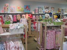 Sugarplum Dreams store display