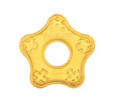 Natursutten Natural Rubber Teether Toy Star, Amber by Natursutten, http://www.amazon.com/dp/B0092RU7S2/ref=cm_sw_r_pi_dp_nyZJrb1WVKP3H