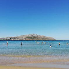 Ό,τι πρέπει για τα μπάνια του Σαββατοκύριακου… Athens, Greece, Ocean, Explore, Beach, Water, Travel, Outdoor, Instagram
