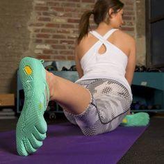 Alitza Loop, idéales pour le fitness, yoga, pilates #5doigts #barefoot #vibram #FiveFingers #chaussures #minimalistes