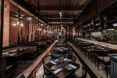 Imperial Lamien restaurant by Metaphor Interior, Chicago – Illinois » Retail Design Blog