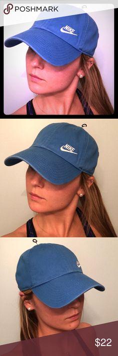 26e57ffc NIKE Heritage Performance Cap — Blue Nike Heritage Performance Cap — Blue