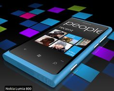 It explains the meaning of the name Lumia which is a new series of Nokia smart phone, the reason for choosing it, and how people get it. 800