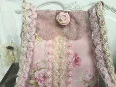 Ballontaschen - Tasche,Romantik,Stofftasche,Schultertasche,Shabby - ein Designerstück von TASCHENWERK-C-S- bei DaWanda