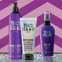 WITH PURPLE TONING PIGMENT trattamento per capelli biondi: elimina i riflessi caldi, gialli e dorati e aggiunge brillantezza