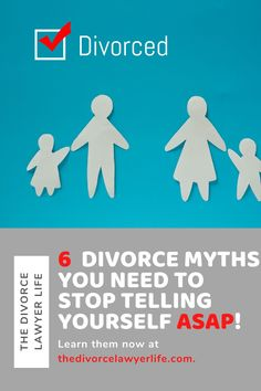 Do you believe that women do better than men in divorce? That lawyers want to take all your money and make your life miserable? Come read about these and other divorce myths and why you need to stop believing them today. #divorce #divorced #divorceadvice #divorcelawyer #divorcelawyerlife #childcustody #selfhelp #legal #legalfees Co Parenting, Single Parenting, Parallel Parenting, Kids Sand, Divorce Process, Family Court, Divorce And Kids, Divorce Lawyers, Child Custody