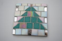 Christmas Tree Mosaic Kit £6.00