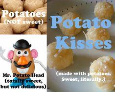 : Chocolate Covered Potato Kisses | Recipe | Chocolate Covered, Kiss ...