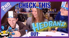 Did you miss the release of our New YouTube Hedbanz video??!! Check out A CRAZY fun game for EVERYONE! #spinmaster #familygames #boardgames #thatcrazyfamily #sponsored #hedbanz #hedbanz2 #headbandz #hedbanzgame