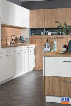 Kitchen Interior, Kitchen Cabinets, Industrial, Modern, Kitchens, Home Decor, Trendy Tree, Industrial Music, Kitchen