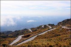 Camino de las Altas Cumbres / Mountain Peaks Road | Córdoba, Argentina