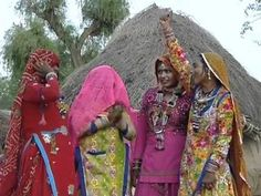 Kalbelia folk songs and dances of Rajasthan ~ The Kalbelias were known for their frequent movement from one place to another in ancient times. Their traditional occupation is catching snakes and trading snake venom. Hence, the dance movements and the costumes of their community bear a resemblance to that of the serpents.