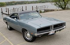 FEATURE: 1969 Dodge Charger R/T Hard to beat the long lines of a classic Mopar!
