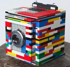 Vous n'auriez pas des Lego qui traînent ?