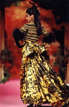 Christian Lacroix Haute Couture Fall-Winter 1991   von Christian_Lacroix