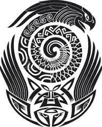 Resultado de imagem para desenhos maori