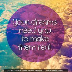 SOHP.com - Dreams Reality