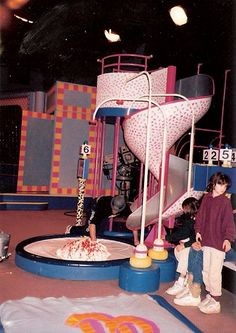 Double Dare - I always wanted to go on this show!!!