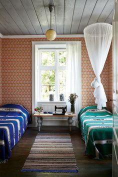 #swedish#summerhouse#elledecoration