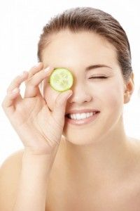 Cucumber Peel Off Mask, the into to this is kinda funny, peeling is fun!