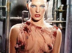 Image result for Milla Jovovich Hot