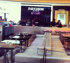 Fauchon Fashion Avenue (on the ground floor) Dubai Mall or MOE