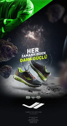 Sport Shoes Advertisement & Photo Shoots on Behance