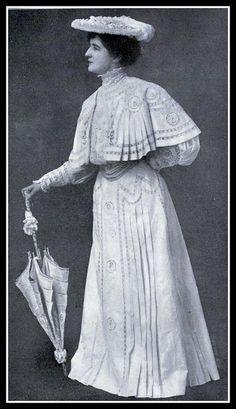 1905 Edwardian Fashion