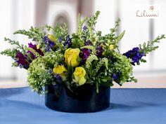 LAS MEJORES FLORES A DOMICILIO. Los hombres gustan de recibir regalos diferentes en su cumpleaños. En este próximo, obséquiale algo diferente y que no pase desapercibido. En Lilium contamos con arreglos diseñados para expresar la fuerza y presencia de un hombre a través de las flores, conoce nuestra colección dedicada exclusivamente para ellos, a través de nuestra página de internet www.lilium.mx, y sorpréndele con un regalo original. #diseñofloral
