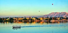 Cruzeiro pelo rio Nilo no Egito | Viagem Mundo