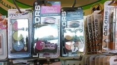 LA Colors Shadow By Number Discount Cosmetics, Dollar Tree Finds, La Colors, Numbers, Personalized Items