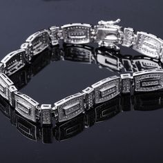 Bracelet JSS-704 USD57.91, Click photo to know how to buy, follow board for more inspiration