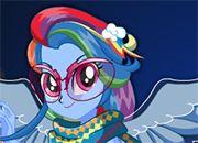 Legend Of Everfree Rainbow Dash