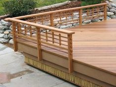 Lowes Deck Railing Pickets Gallery Lowes Deck Railing Pickets Gallery, Few homeowners complete that considering you're planning the design and construction of a deck and patio, the deck. Vinyl Deck Railing, Horizontal Deck Railing, Deck Railing Design, Patio Railing, Patio Design, Railing Ideas, Pergola Ideas, Loft Railing, Pavers Patio