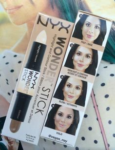 NEW! have to buy!!! NYX highlight and contour wonder stick