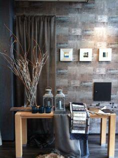 Steenmotief behang. Behang Wallpaper Eye - BN Wallcoverings #stone #wallpaper