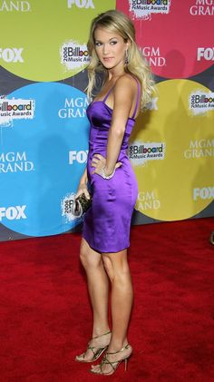 Carrie Underwood - 2006 Billboard Music Awards - Arrivals