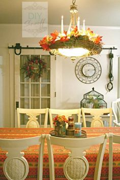 Nice And Cozy Case, Dining Room Decor Ideas
