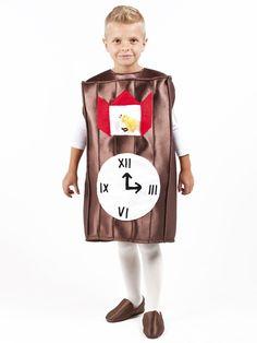 disfraz de reloj para niños - Buscar con Google
