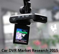 The new report titled Global Car DVR Market 2015 analyzes the performance of various key indicators of growth of the industry as a whole. The report begins by providing a historical overview of the Car DVR market, and then discusses the prevailing market conditions. By sifting through considerable quantitative and qualitative data, the report on the Car DVR market is able to bring to the fore key trends and numbers to help decision makers take an