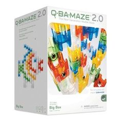 Q-BA-MAZE 2.0: Big Box.  Super cool fun toys for that special 10 year old. These are the toys our 10 year old Loves!