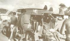 Vintage Surfing | Vintage Surf Transportation