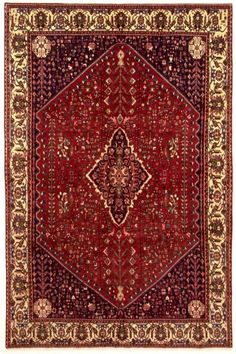"Abadeh Rug 6'8″ x  9'10"" 1"