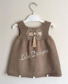 payla mlar fikir ama l d r r nler bana Baby Knitting Patterns, Crochet Patterns, Baby Girl Party Dresses, Baby Outfits, Diy Crafts Dress, Dress Designs For Girls, Layette Pattern, Diy Crafts Knitting, Crochet Summer Dresses