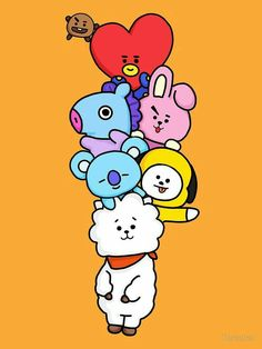 Read Fondos from the story BTS Wallpapers ↝ HD ↜ by LaRamonConda (TARMYXSTAYT) with 945 reads. Bts Chibi, Fanart Bts, Bt 21, Bts Pictures, Photos, Les Bts, K Wallpaper, Bts Backgrounds, Line Friends