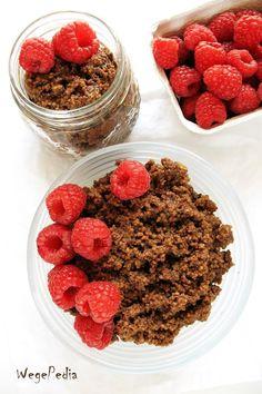 Archiwa: Śniadania - WegePedia Cereal, Raspberry, Fruit, Breakfast, Food, Author, Morning Coffee, The Fruit, Raspberries