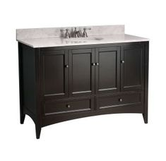 Foremost BE4821D Vanity Base only