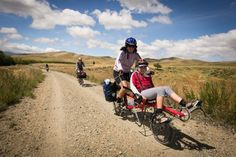 The Path Less Pedaled on the Otago Central Rail Trail Central Otago, New Zealand South Island, Adventure Activities, Timeline Photos, Paths, Tub, Cloud, Cruise, Trail