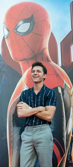 Tom Holland is a successful actor and a very good looking man, he is representing Adonis who was a very young and beautiful looking man Tom Holland Peter Parker, Marvel Actors, Marvel Avengers, Tony Stark, Drake E, Tom Holand, Tommy Boy, Men's Toms, Good Looking Men