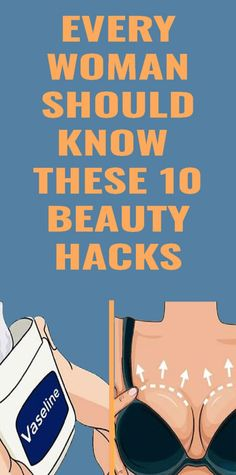 Beauty Hacks That Will Change Every Woman's Life - - Gesunder Lebensstil Health And Beauty, Health And Wellness, Health Tips, Health Fitness, Healthy Beauty, Wellness Fitness, Diy Beauty Hacks, Beauty Hacks For Teens, Beauty Tricks